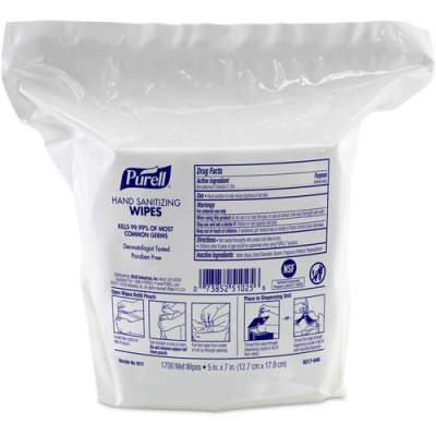 PURELL Hand Sanitizing Wipes Dispenser Refill (921702)