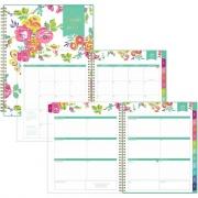 Blue Sky Day Designer Weekly/Monthly Planner (107925)