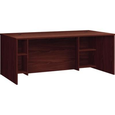 HON Foundation Breakfront Desk Shell (LM7236BFN)