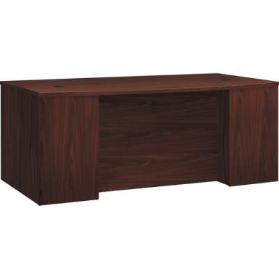 HON Foundation Breakfront Desk Shell (LM7242BFN)