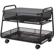 Safco Onyx Under Desk Machine Stand (5208BL)