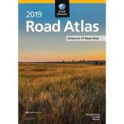 Rand McNally North American Road Atlas Printed Book (RM528019597)