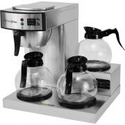 Original Gourmet Food Company Coffee Pro 3-Burner Commercial Coffee Brewer (CPRLG)