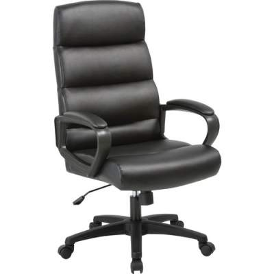 Lorell Soho High-back Leather Executive Chair (41843)