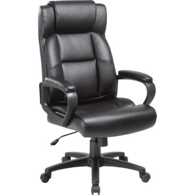 Lorell Soho High-back Leather Executive Chair (41844)