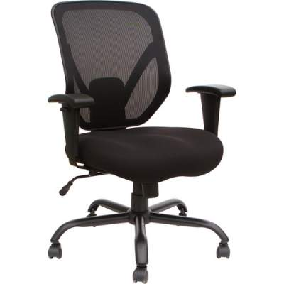 Lorell Soho Big & Tall Mesh Back Chair (81804)