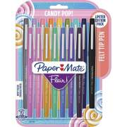 Paper Mate Flair Candy Pop Pack Felt Tip Pens (2027189)