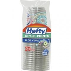 Hefty 18 oz. EZ Grip Cups (C21651)