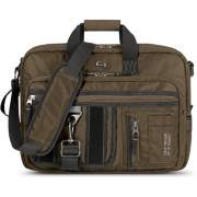 "Solo Black Ops Carrying Case (Backpack/Briefcase) for 15.6"" Notebook - Bronze (UBN3503)"