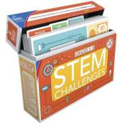 Carson-Dellosa Education Carson-Dellosa Education STEM Challenges Learning Cards (140350)