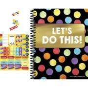 Carson-Dellosa Publishing Carson-Dellosa Celebrate Learning Planner/Accent Set (145110)