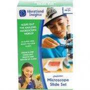 Educational Insights GeoSafari Microscope Slide Set (5286)
