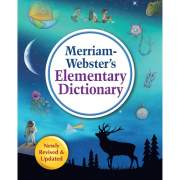 Merriam Webster Merriam-Webster Elementary Dictionary Printed Book (7456)
