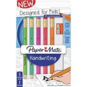 Newell Rubbermaid Paper Mate Early Learning Woodcase Pencils (2017521)