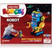 VELCRO Brand Soft Blocks Robot Construction Set (70189)
