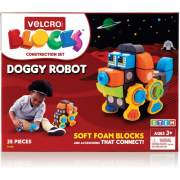 Velcro Soft Blocks Doggy Robot Set (70190)