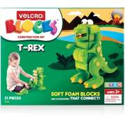 VELCRO Brand Soft Blocks T-Rex Construction Set (70192)