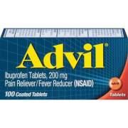 Pfizer Advil Pain Reliever Ibuprofen Tablets (QK00027)