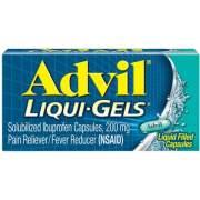 Pfizer Advil Pain Reliever Liqui-Gels (QK60591)