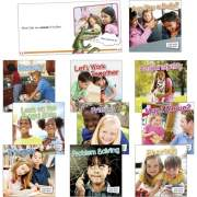 Carson-Dellosa Publishing Rourke Educational Grades K-2 Little World Social Skills Set Printed Book (102614)