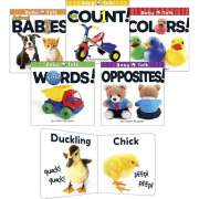 Carson-Dellosa Publishing Rourke Educational Baby Talk Board Book Set Printed Book (418679)