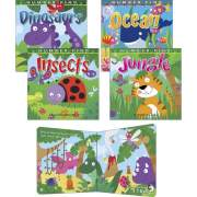 Carson-Dellosa Publishing Rourke Educational Number Find Board Book Set Printed Book (418778)
