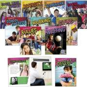 Carson-Dellosa Publishing Rourke Educational Grades 3-5 Social Skills Book Set Printed Book (697961)