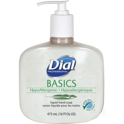 Dial Basics HypoAllergenic Liquid Hand Soap (06044)