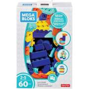 Fisher-Price Mega Bloks Let's Build! Building Blocks Set (FLY43)