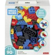 Fisher-Price Mega Bloks Let's Build! Building Blocks Set (FLY44)