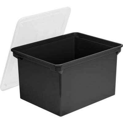 Storex Letter/Legal Tote Storage Box (61528U04C)