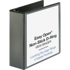 Business Source Locking D-Ring View Binder (26964)