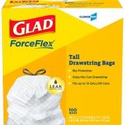 Clorox Glad Strong Tall Kitchen Trash Bags (78526PL)