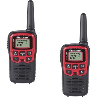 Midland Radio Corporation Midland X-Talker T31X3VP Walkie Talkie Three Pack