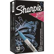 Newell Rubbermaid Sanford Sharpie Metallic Permanent Marker (2029665)