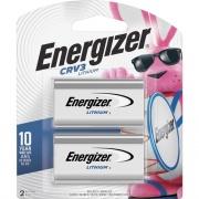 Energizer CRV3 Batteries, 2 Pack (ELCRV3BP2)