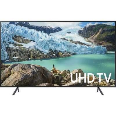 "Samsung RU8000 UN55RU8000F 54.6"" Smart LED-LCD TV - 4K UHDTV - Titan Gray (UN55RU8000FXZA)"