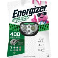 Energizer Vision Ultra Rechargeable Headlamp (ENHDFRLP)
