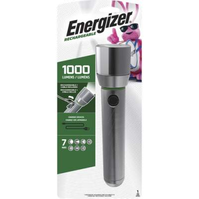 Energizer Vision HD Rechargeable Flashlight (ENPMHRL7)