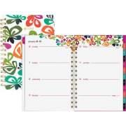 ACCO At-A-Glance Jane Dixon Flutter Weekly/Monthly Planner (1283200)