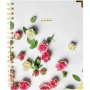 Dominion Blueline Rediform Romantic Roses Weekly/Monthly Planner (C3600201)