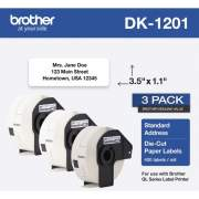 Brother Address Label (DK12013PK)