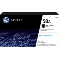 HP 58A Black Original LaserJet Toner Cartridge (CF258A)