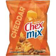 General Mills Chex Mix Cheddar Snack Mix (SN14839)