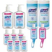 Gojo Purell Hand Sanitizer Office Starter Kit (9652K1CT)