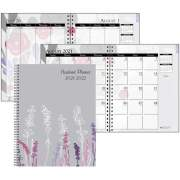 House of Doolittle Academic Wild Flower Weekly/Monthly Planner (295474)