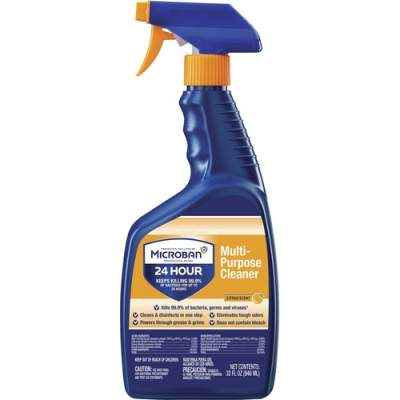 Microban Professional Multipurpose Clean Spray (30110)