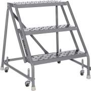 Louisville Ladder Louisville 3-step Steel Warehouse Ladder (GSW2403)