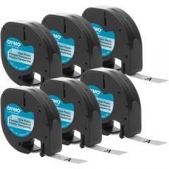 """DYMO LetraTag Labelmaker 1/2"""" Plastic Labels (2050824)"""