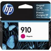 HP 910 Magenta Original Ink Cartridge (3YL59AN)
